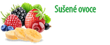 susene-ovoce Sour strips mix 85g