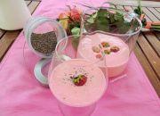 Číst dál: Jahodový jogurtový nápoj s chia