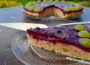 Číst dál: Pudinkový koláč s mákem a ovocem