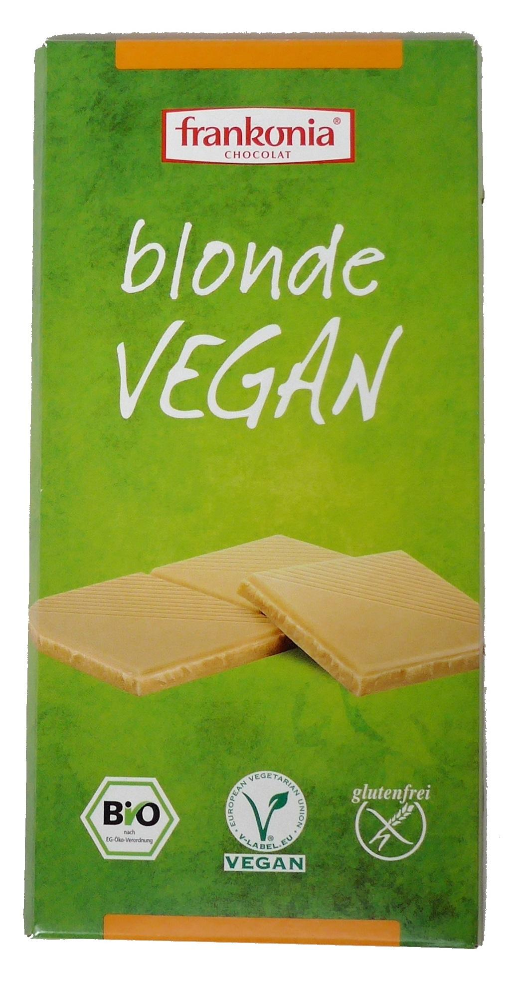 blonde_vegan Blonde Vegan 100g