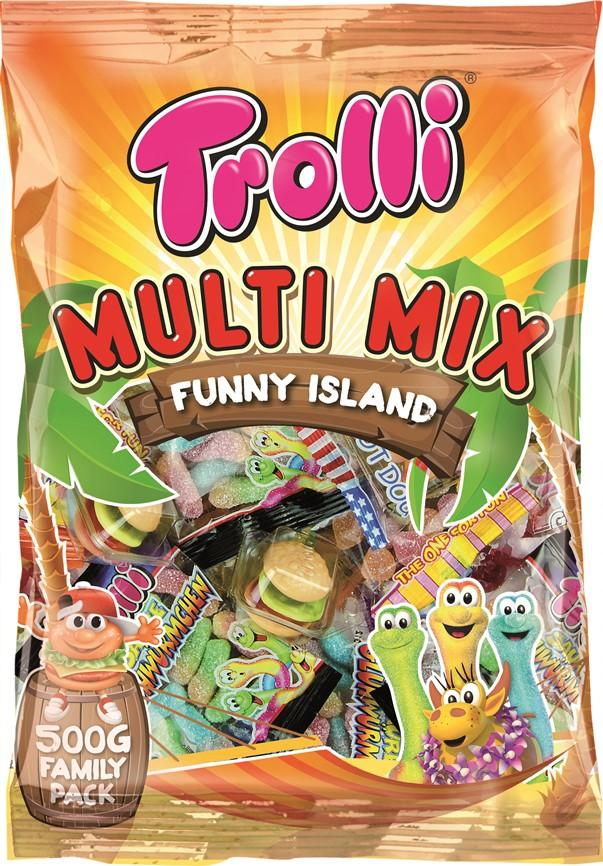 tr-multi mix 500g funny island Multi Mix 500g funny island